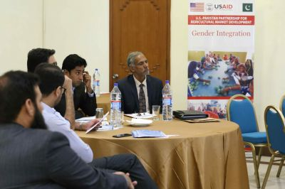 AMD/USAID Gender Sensitisation Training