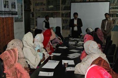 Empowering HBWs in Sialkot